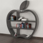 LIBRERIA DESIGN GLUTTONY GRAY GLOSS