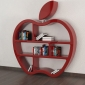 LIBRERIA DESIGN GLUTTONY RED GLOSS