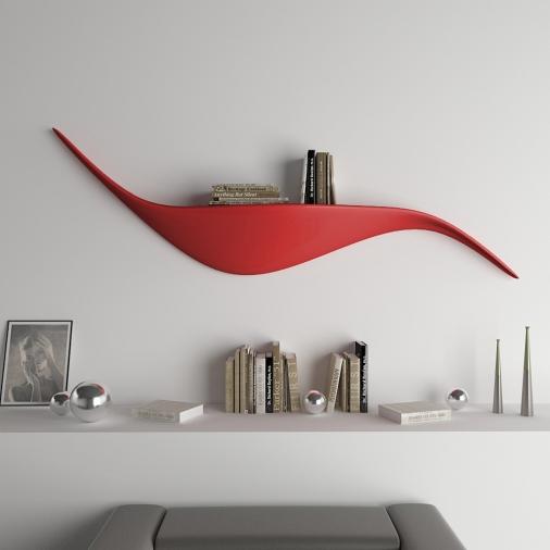 Mensole Design in Adamantx® by ZadItaly