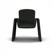 Amy Chair è realizzata in Adamantx® con Imbottitura.