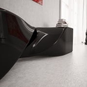 Panchina Design in Adamantx® di Stefano Pasotti