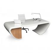 Desk Handy in Adamantx® e Legno per Zad Italy.com