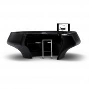 Info Desk Design, di Sabino Ferrante Design. 100% in Adamantx®.