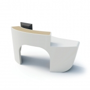 Desk Design Binda di Piero Crespi