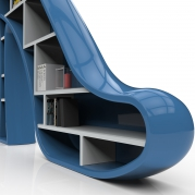 Libreria design made in italy