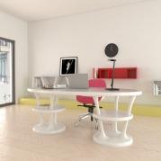scrivania design Sagrada Familia