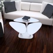 Tavolino in Adamantx®, designer Giovanni Bergamo