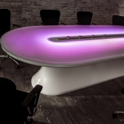 INFO TABLE design made in italy vincitore del A'DESIGN AWARD 2016, by Edoardo Carlino