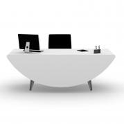 H 915, la scrivania di Rossella Sblendorio per Zad Italy
