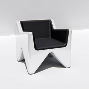 poltrona design Toty One in Adamantx®