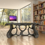 scrivania design Wild retro