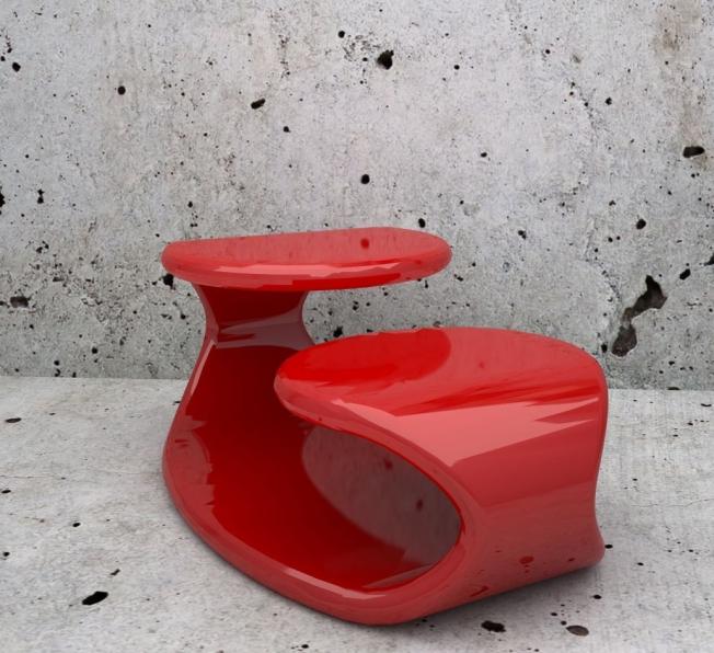 Coffee Table Design in Adamantx® di Paolo D Ippolito
