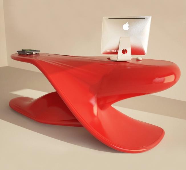 scrivania top design made in italy