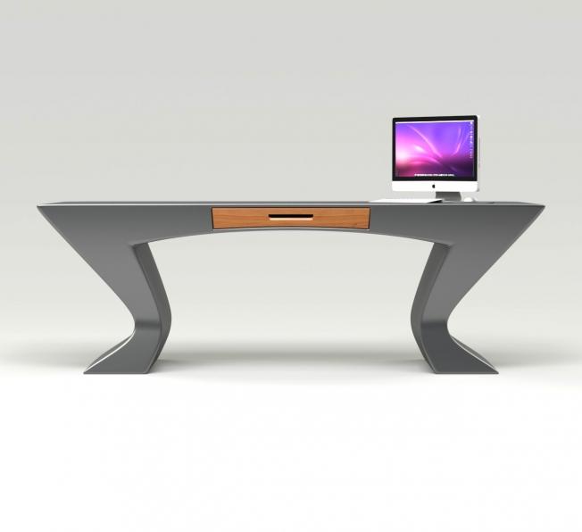 Francesco Bazzica presenta table desk NEFERTITI