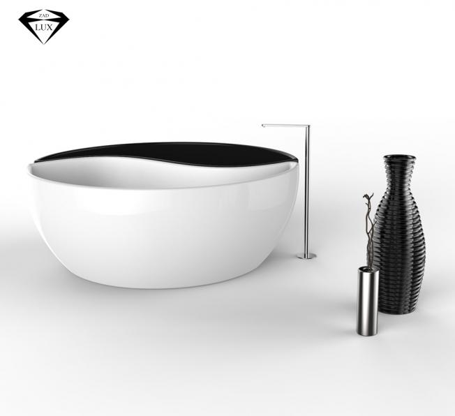 Vasca da Bagno in Adamantx®, by Gianluca Minchillo