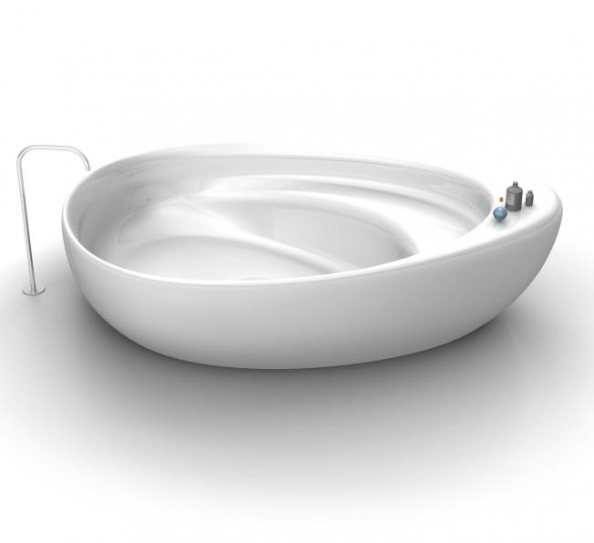 vasca design Eustachio - zaditaly®
