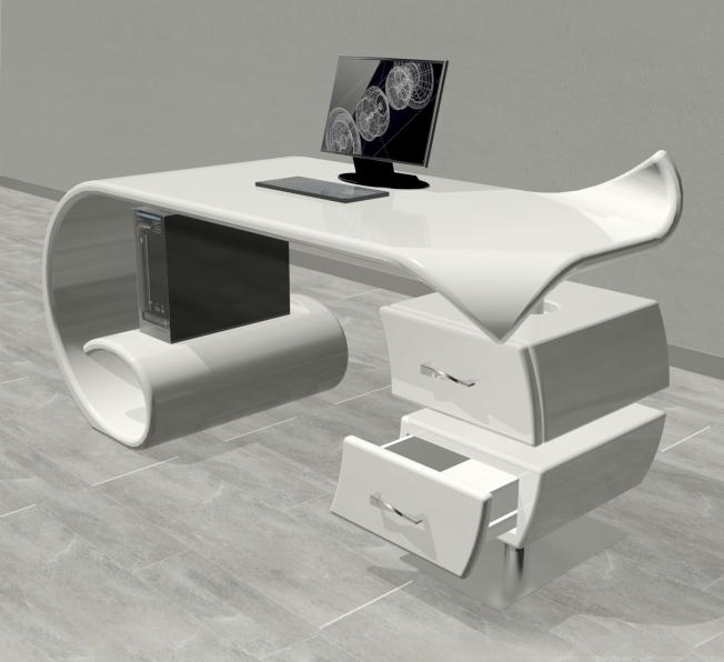 scrivania design made in Italy