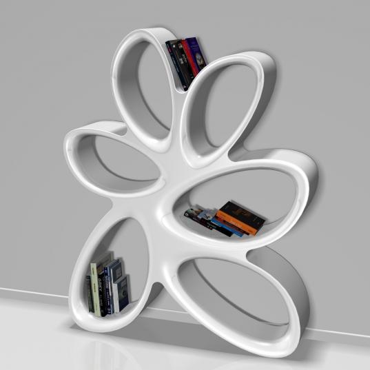 Libreria Ficodindia di Ugo Pagliaro Designer. Adamantx® 100%