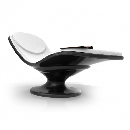 Chaise Longue di Design in Adamantx® by Roberto Corazza