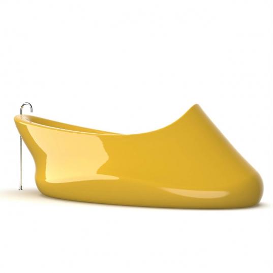 vasca design Shoes di Alessio Di Capua Designer | zaditaly®