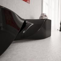 Panchina Design in Adamantx® di Stefano Pasotti