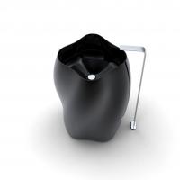 Lavandino a Fiore in Adamantx® di Sabino Ferrante Designer