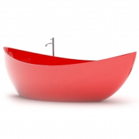 FUNAMORI, la vasca da bagno ideata da Rossella Sblendorio