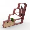 Libreria Design Ladder obliqua